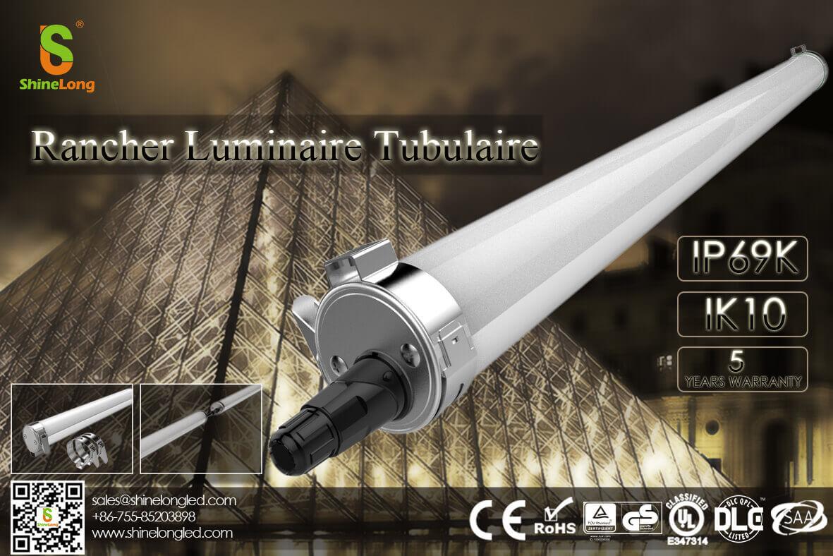 Rancher Luminaire Tubulaire