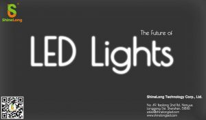 The future of LED lights