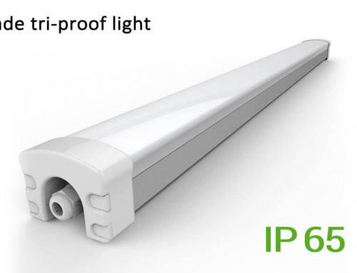What is LED Tri-proof Luminaires