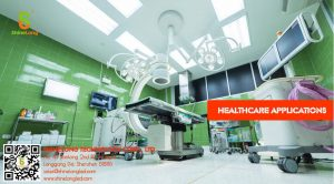 Healthcare applications of LED panel