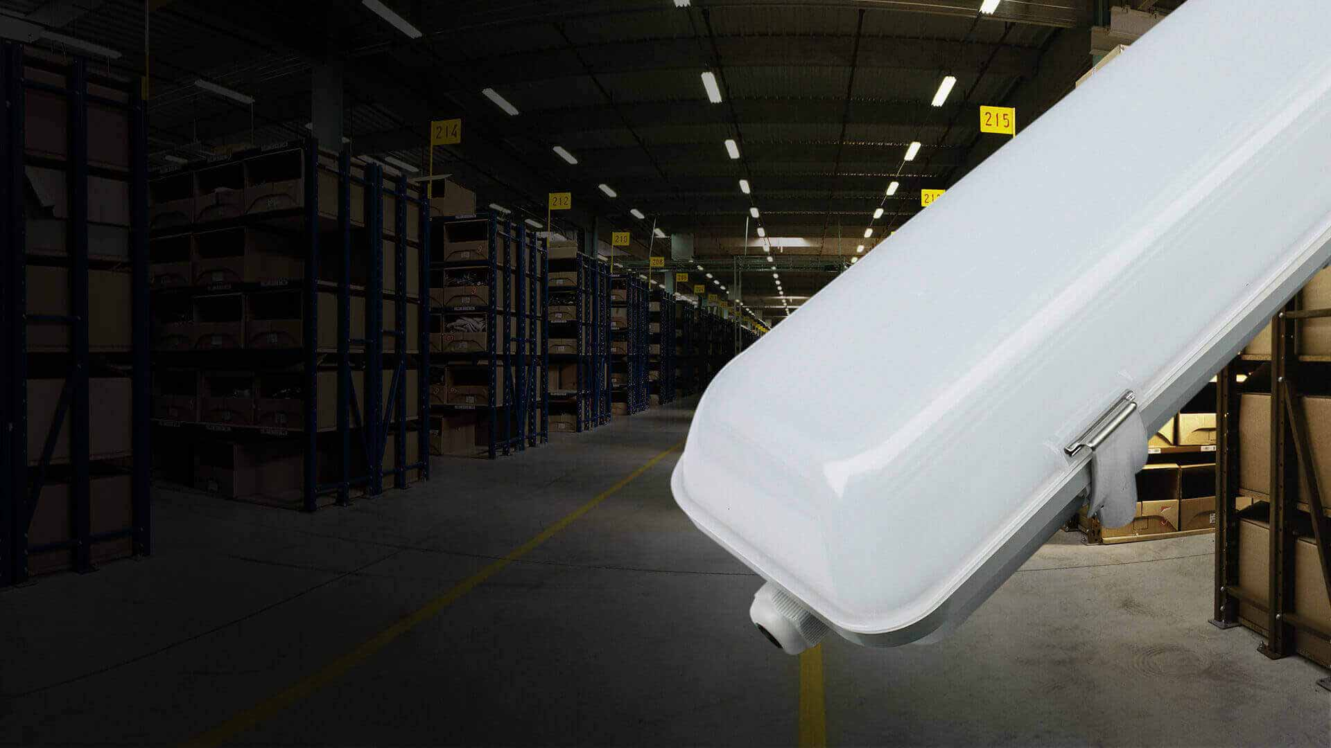 Commercial And Industrial LED Light Manufacturer Since