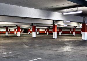 Alpha Underground Garage