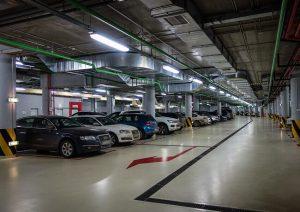 Alpha garage