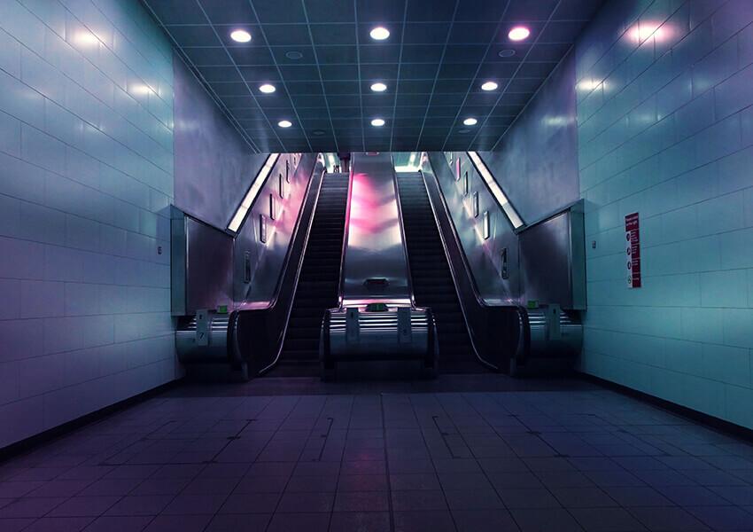 entrance zone