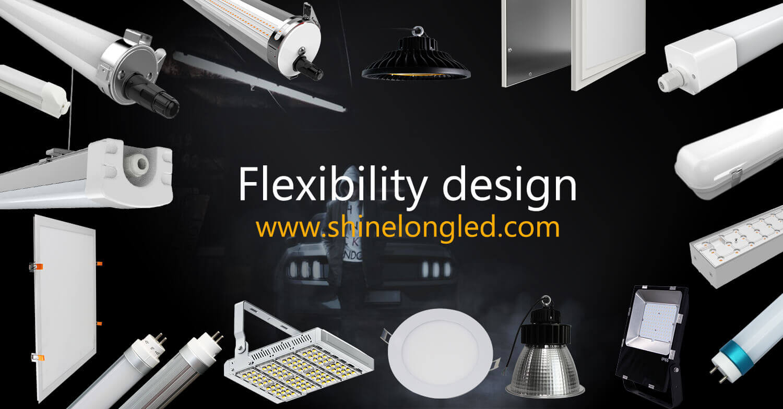 Flexibility design