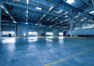 Parkade warehouse
