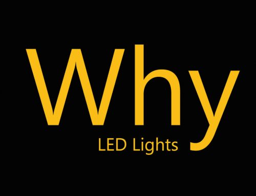 Why LED light?