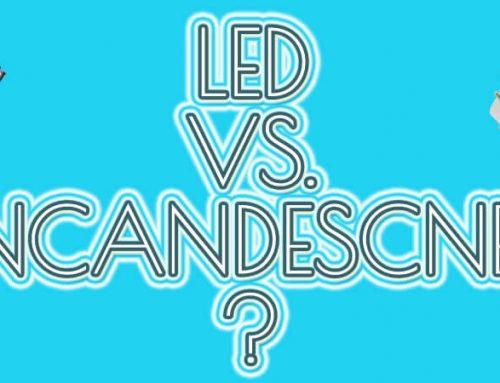 LED Vs. Incandescent