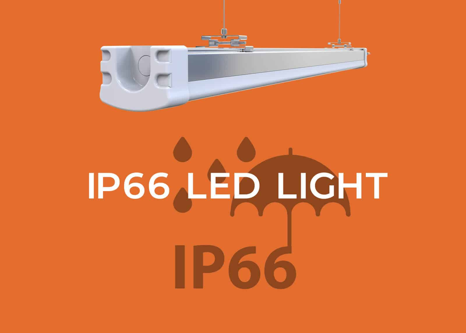 IP66 LED LIGHTS