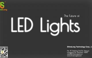 The future of LED lights