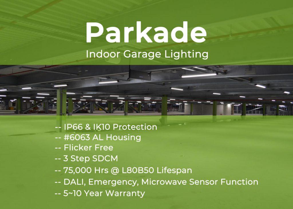 Indoor Garage Lighting post image
