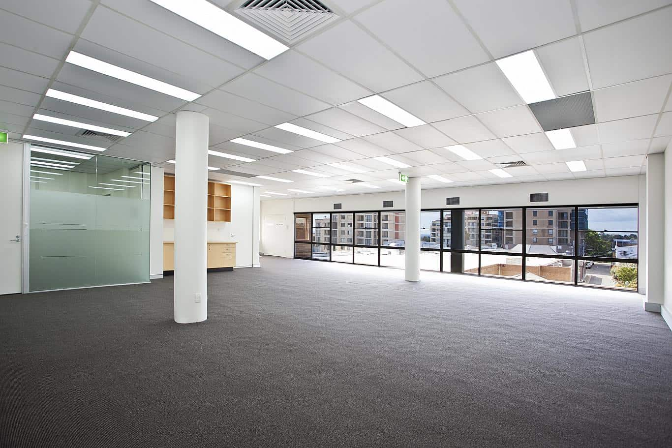 office-commercial-led-light-fixtures