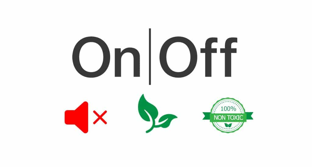 switch on & off instantly