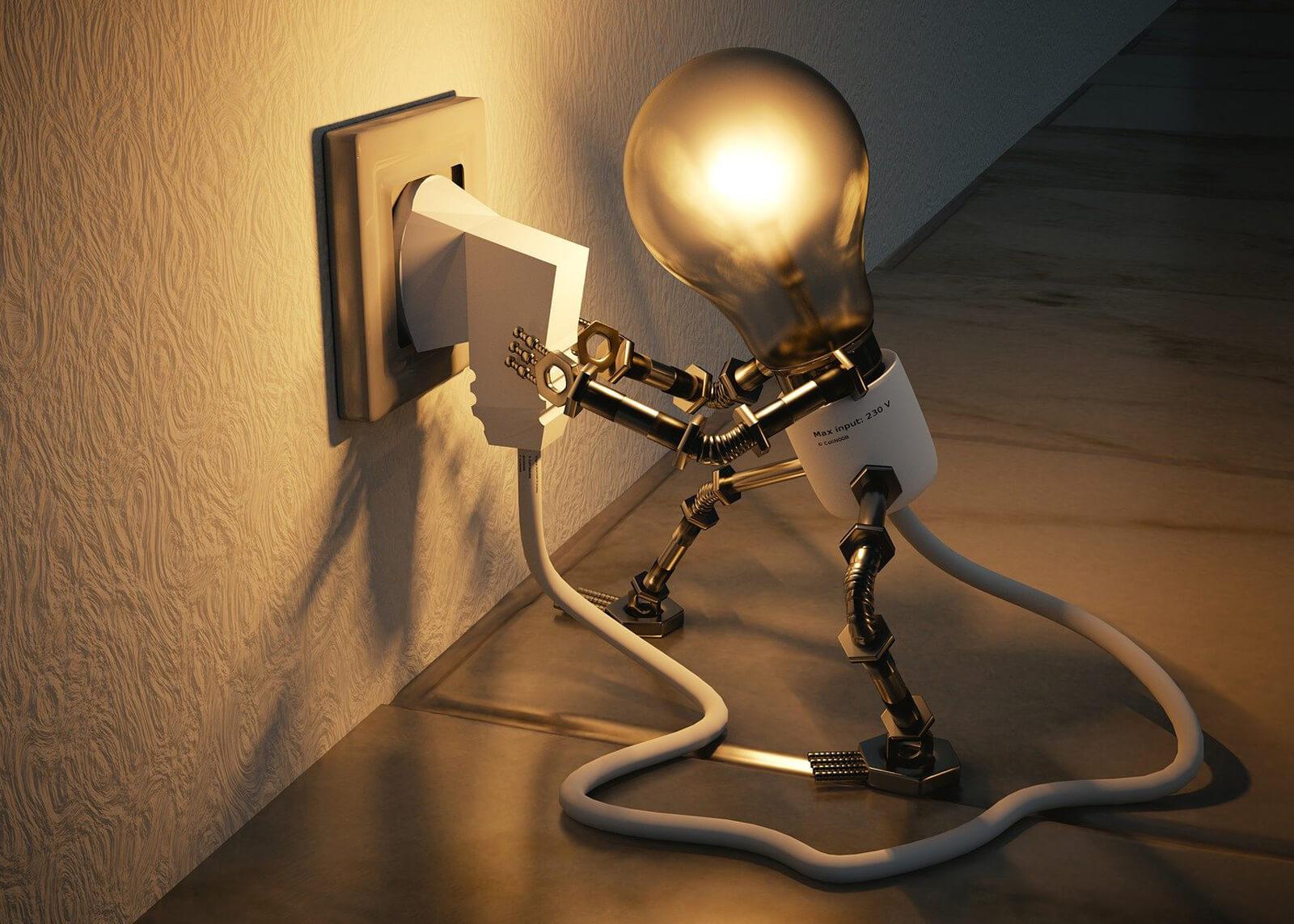 LED light safe