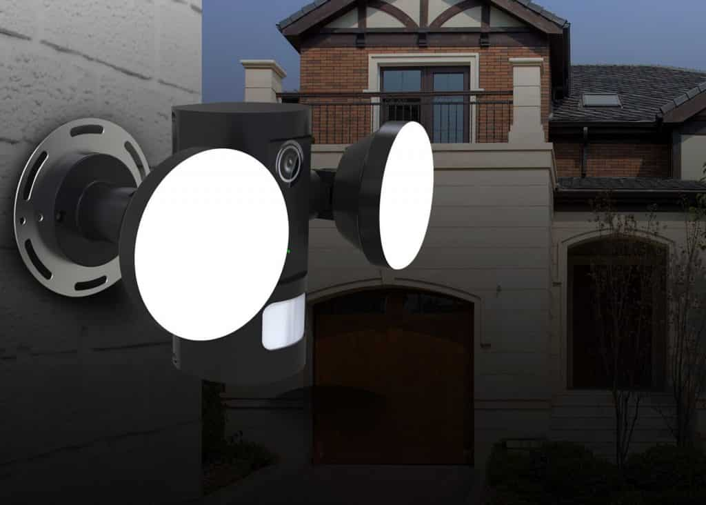 Security LED Lights Feature Image