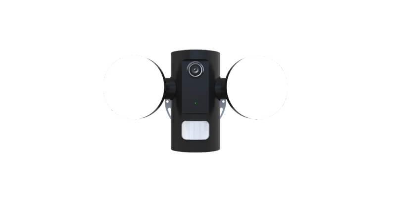 Eye Security LED Lights white background