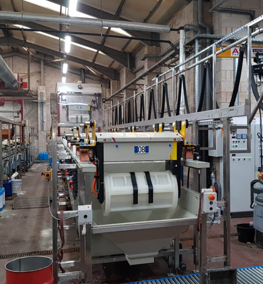 Electroplating Factory