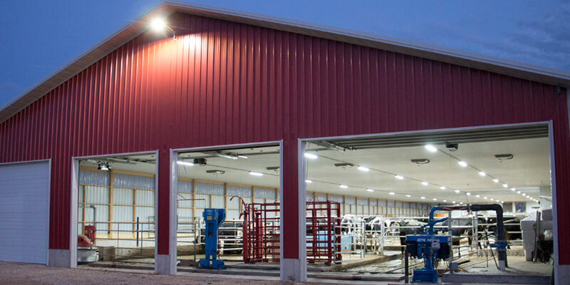 Floodlights for Factory Lighting