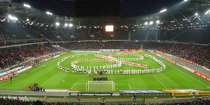 Floodlights for Stadium Lighting