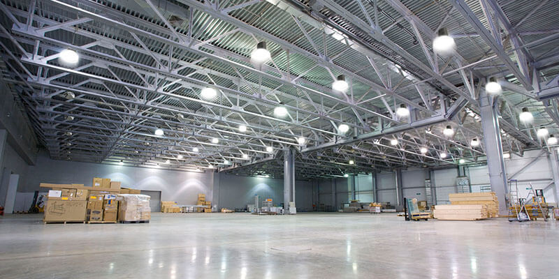 Highbay Lights for Warehouse Lighting