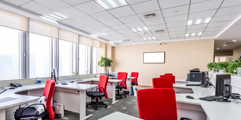 LED Tube Lights for Office Lighting
