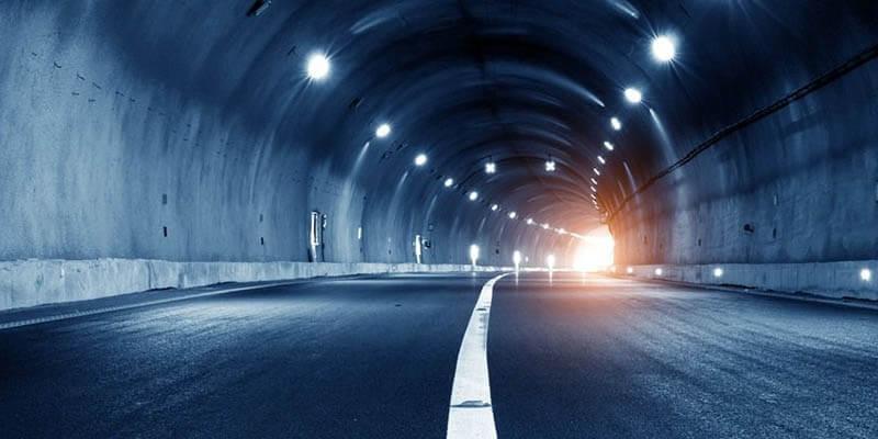 LED Tunnel Light for Tunnel Lighting