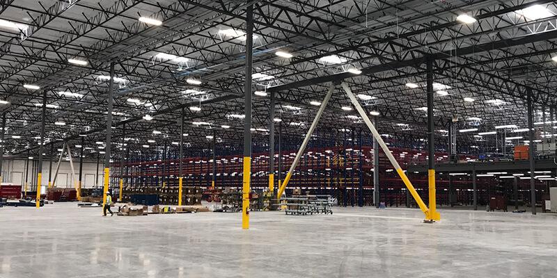 Mega High Bay Light for Logistic Center Lighting