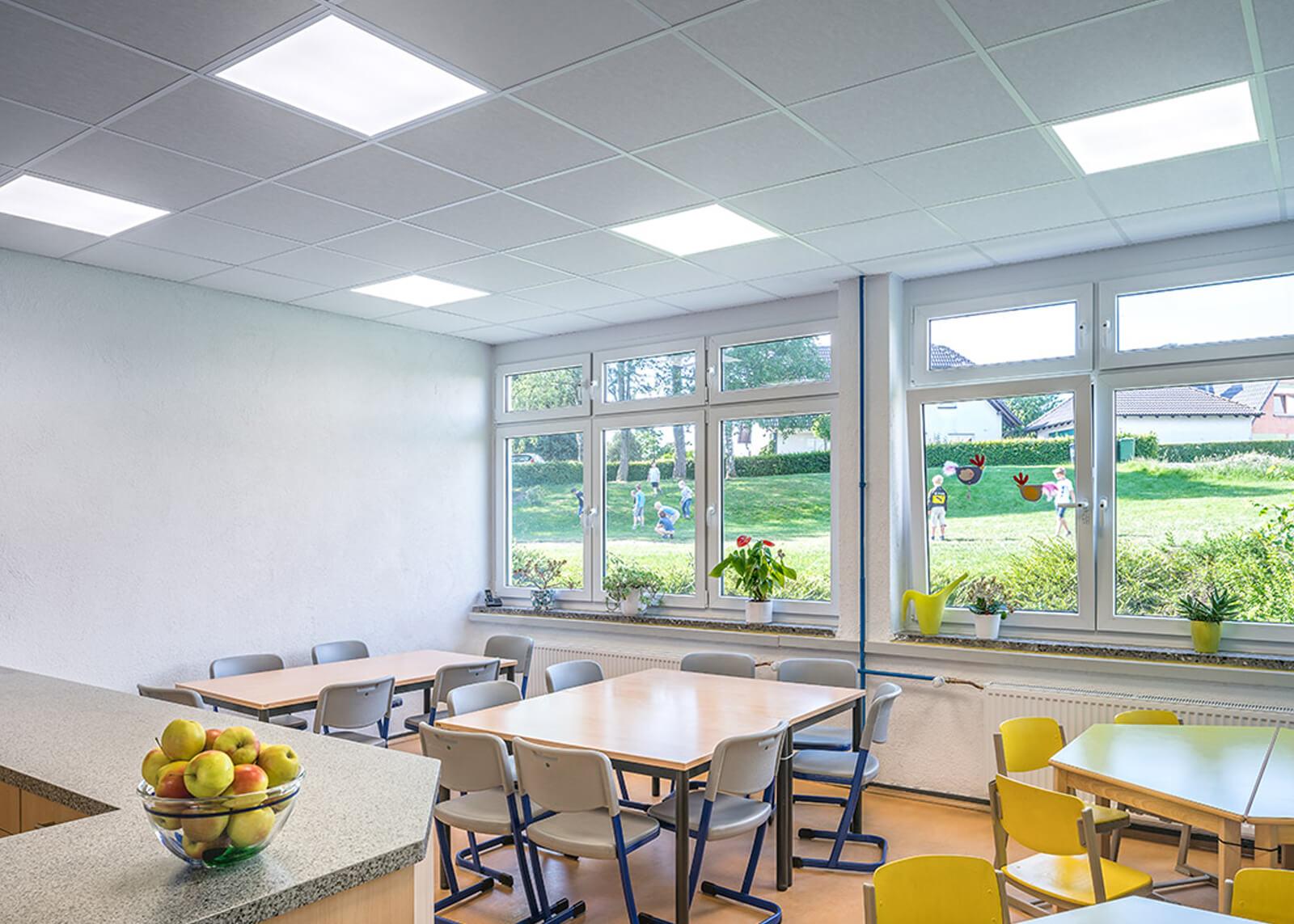LED panel light manufacturer UK