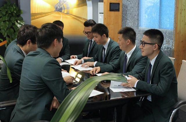 ShineLong Showroom meeting